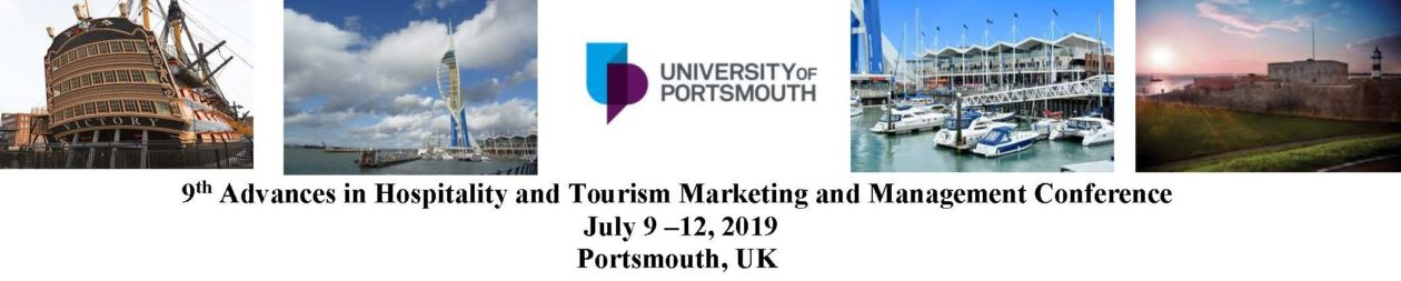 9th Advances in Hospitality and Tourism Marketing and Management Conference